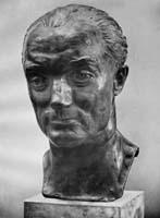 Beni Ferenczy: portrait of Janos Ferencsik